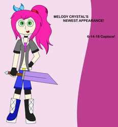 Melody Crystal (New Design, Digital Version) by PrettyMelodyRhythm