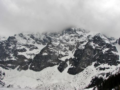 Tatra Mountains by lumisateita