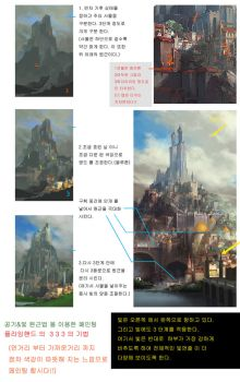 Castle drawing process by artcobain