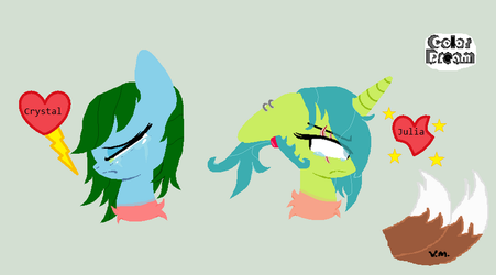 Changeling Twins I'm so sorry.... by victoriame