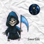 Grim Reaper by ButtonFactoryGirl