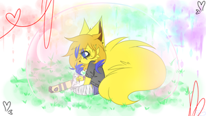 my own space. by AguuaryXD