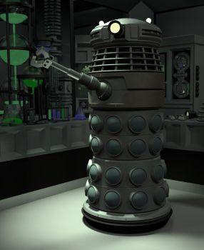 Dalek Evolution 1) The Shape of the Future by Librarian-bot