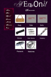 All Eyes on U: Accessories Page by zeiriza