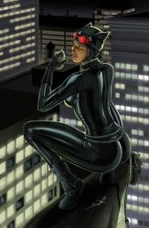 Catwoman by iurypadilha