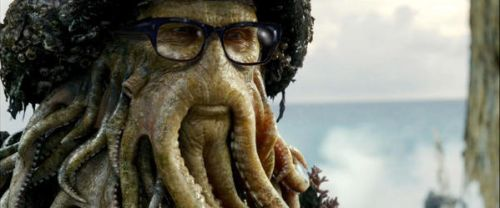 Bill Nighy out of character by Swashbookler