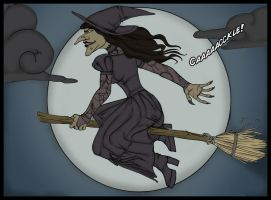 Witch Costume to Wear? 04 by FullMoonMaster