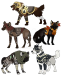 canine adoptables [CLOSED]