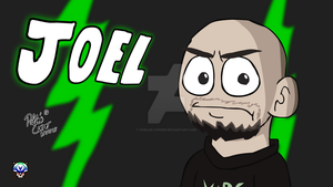 Joel from Vinesauce by Pablos-Corner