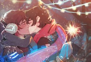 Christmas Klance by EnotRobin