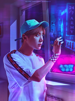 J-Hope by poliackova
