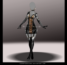 - closed - 24H AUCTION - Outfit Adopt 749 by CherrysDesigns