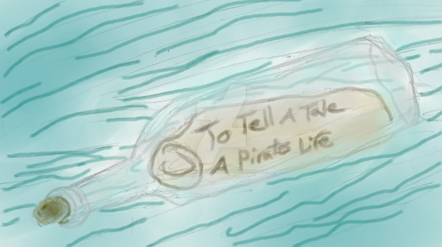 To Tell A Tale: A Pirates Life by DareSmithCreations