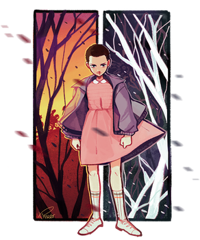 Stranger Things by Dlssectr