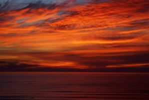 Fire in the Sky by Riphath