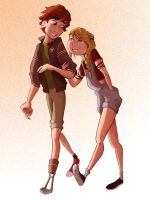 Hic And Astrid by eas123
