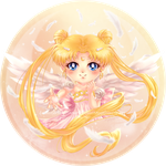 Sailor Moon 2015 - Princess Serenity by KaseiArt