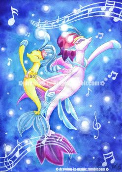 Seapony dance