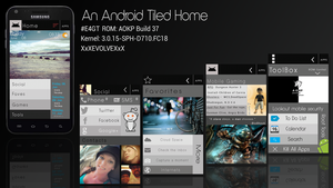 Android Tiles by AlexJMiller
