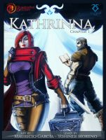 Kathrinna Comic Cover by Smymor