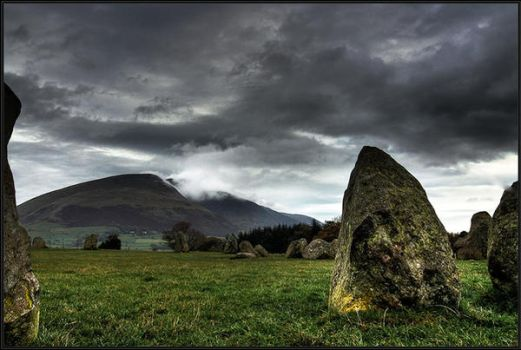 Last Of the Castlerigg Images by Pistolpete2007