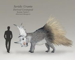 Seridic Urantu by IllustratedMenagerie