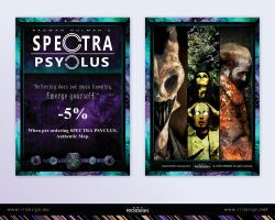 Spectra Psyclus - cards -29-discount 6 by R1Design
