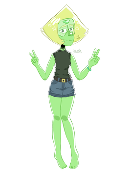 peri (zoom in so the image is clearer) by trash-chiId