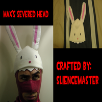 Max's Severed Head by SlienceMaster