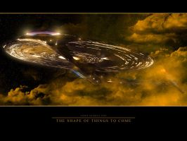 The shape of things to come by Hayter