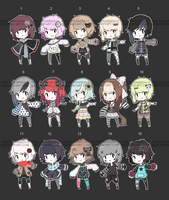 [POINT] Adopts Set 3 CLOSED by ZombiMe