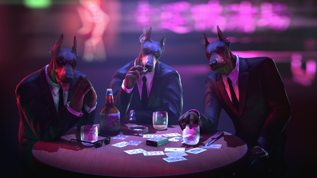 Dogs Out by FrvrStallone