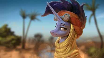 Hoo'Far Away by AssasinMonkey
