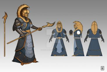mage concept by KevinLamConcepts