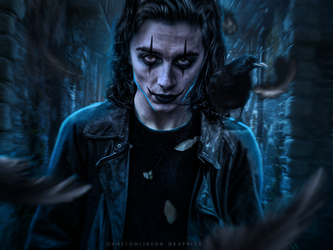 The Crow [Timothee Chalamet] by BeMyOopsHi