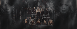 Pretty Little Liars Fans | Facebook Page Cover by yarencakir