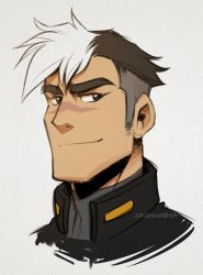 Shiro doodle by zillabean