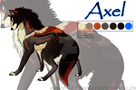 Redemption - Axel by spagetti-sauce