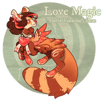 Official Sucat - Love Magic Auction (CLOSED) by GentleLark