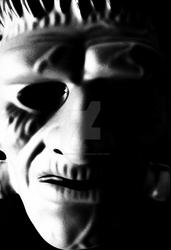 Frankenstein - Mask by PowerShadowX