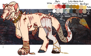 June Creature Exchange for barcoding by MonsterMeds