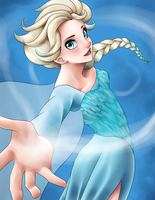 Elsa by quila111