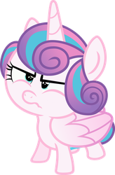 Flurry Heart is Not Convinced by Comeha