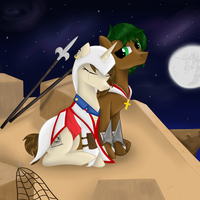 .:~Keeping Watch~:. by nemo-kenway
