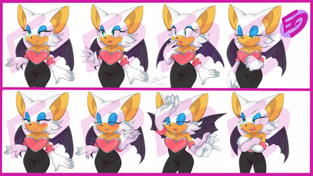 EC Expression sheet_Rouge by f-sonic