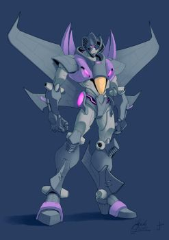 Guido NeoSkywarp Colors by dcjosh