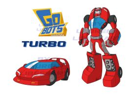 Animated Turbo re-design by a-loft-on-cybertron