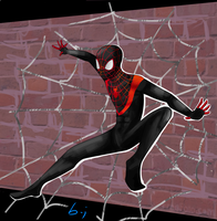 Ultimate Spidey by blue-jackpot