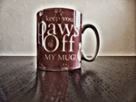 Mug captured with HDR by watsons4
