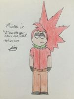 Found a kid of Shard and Destiny by Lifeistrange